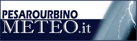Il logo di pesarourbinometeo.it